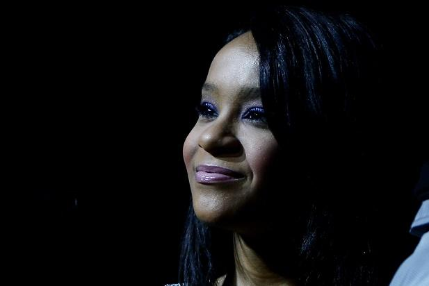 Bobbi Kristina Brown  's Aunt Says She Was    Doing Fine '  Before