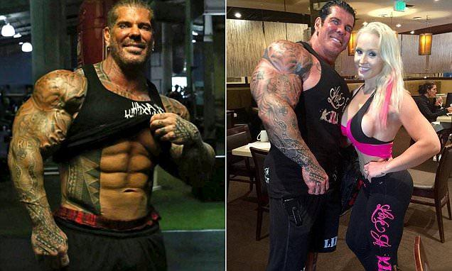 Body builder Rich Piana dies aged 46 after two weeks in medical coma