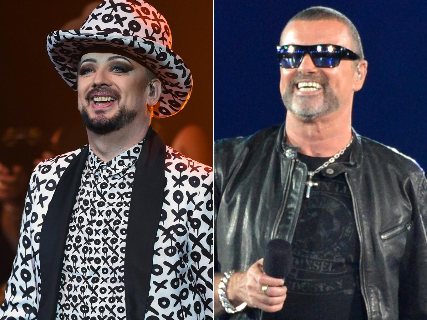 Boy George on George Michael       's Final    Years:        He Really Kept People Out