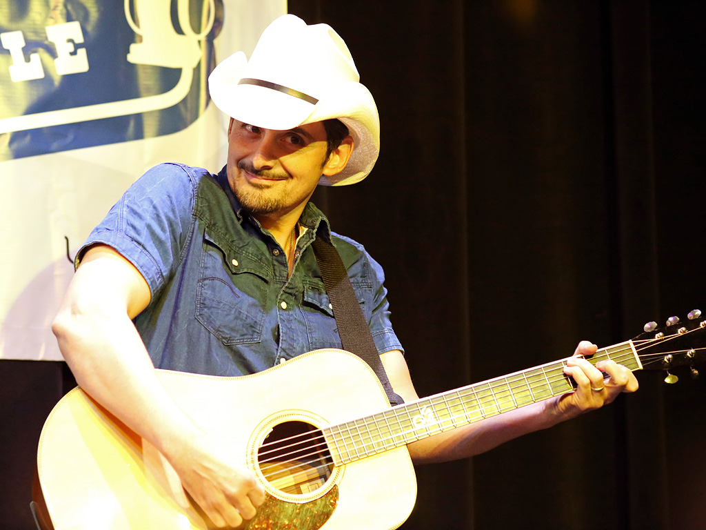 Brad Paisley Announces Fundraiser to Help Flood Victims in His Home State of West Virginia - and Donates $100K Himself