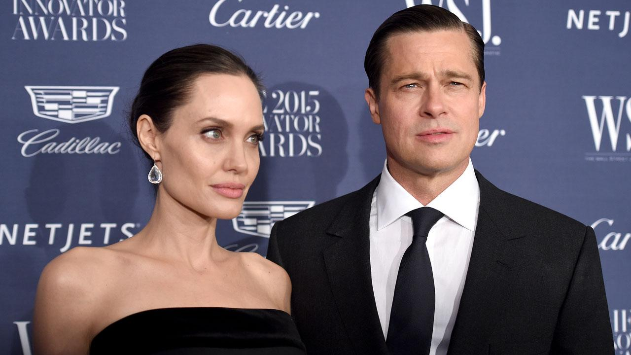 Brad Pitt Asks For Joint Custody of Children in Response to Angelina Jolie's Divorce Filing