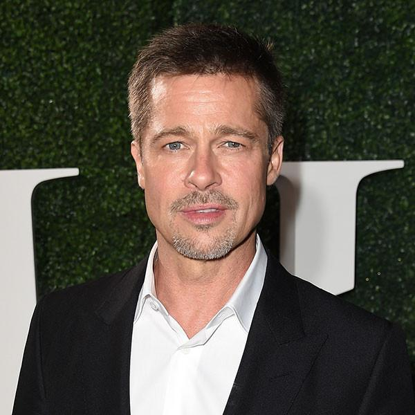 Brad Pitt Attends First Red Carpet Since Angelina Jolie Divorce, Thanks Fans for Their ''Support''