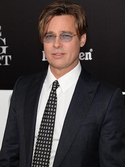 Brad Pitt (But Not Angelina) Will Attend the Golden Globes o