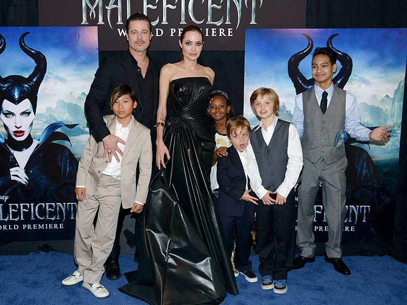 Brad Pitt Wants Joint Custody of Kids, Source Says: 'It's What Is Best for Them'