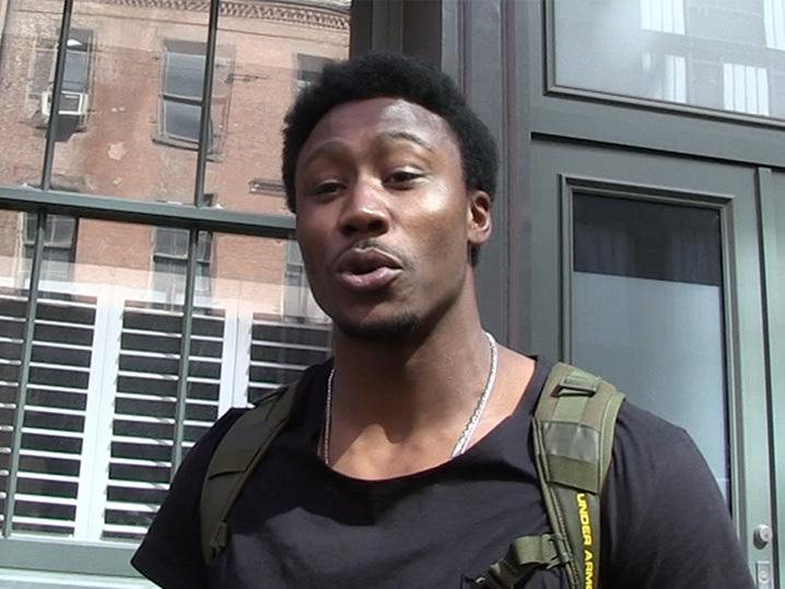 Brandon Marshall -- Bromance With Jay Cutler Over ... 'I Haven't Seen Him'