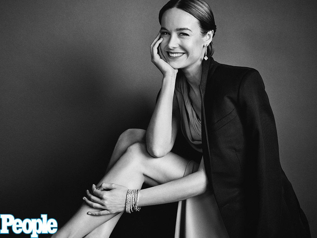 Brie Larson: Being Criticized as a Teenager Made Me Stronger
