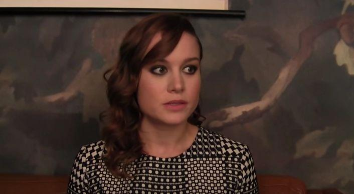 Brie Larson Talks About Auditioning for a Fish Stick Commerc