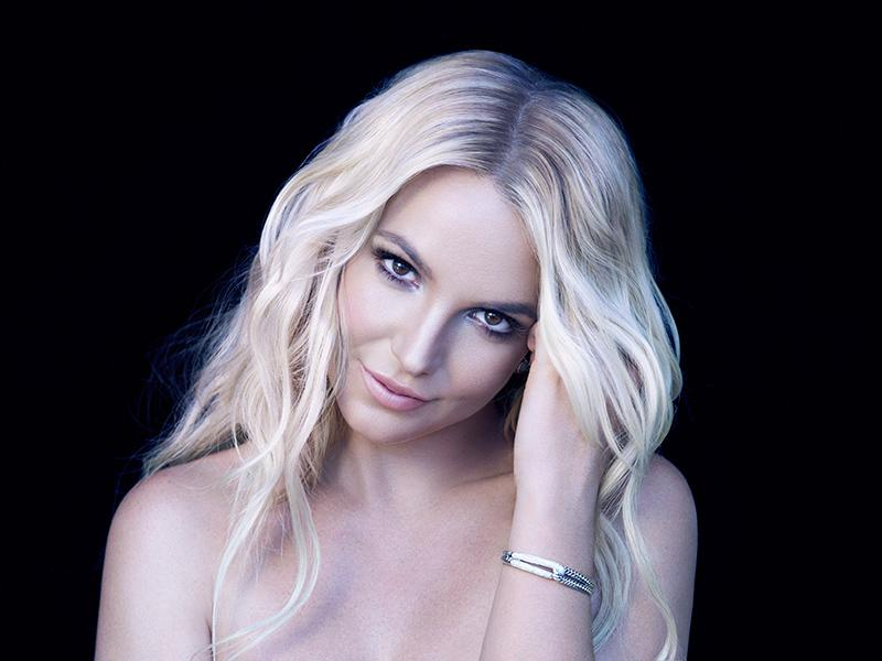 Britney Spears Announces New Album Glory