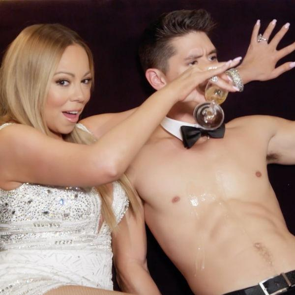 Bryan Tanaka Surprises Mariah Carey With a Sexy Lap Dance for Her Anniversary: ''I Turned Into Magic Mike''