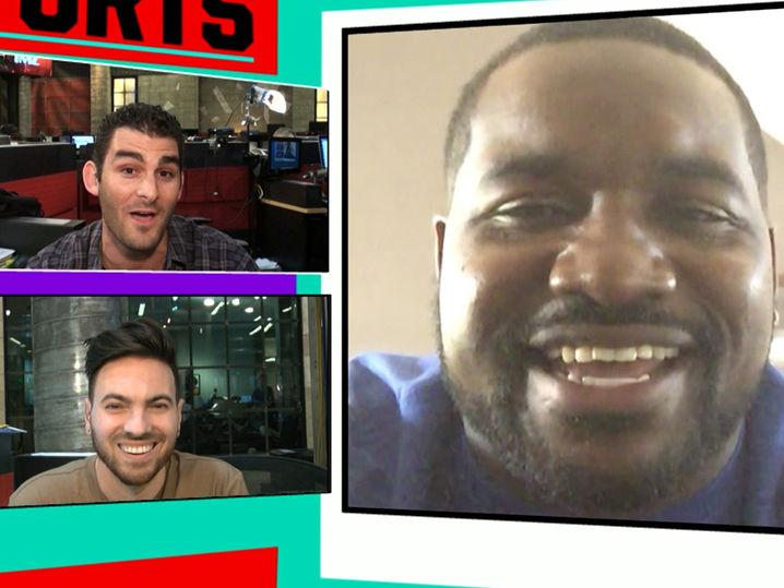 Buffalo's Marcell Dareus -- 'I Got the Help I Needed' ... I'm Ready to Kick Ass (Video)
