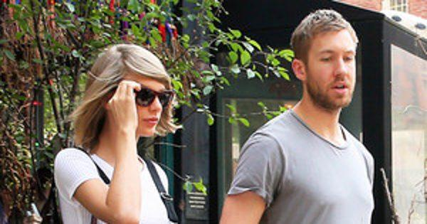 Calvin Harris Breaks Silence After Taylor Swift Breakup