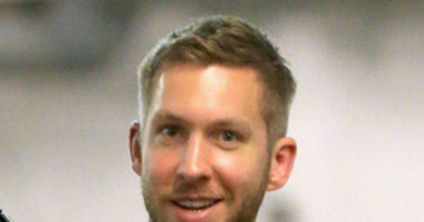 Calvin Harris Is All Smiles Following Taylor Swift Breakup