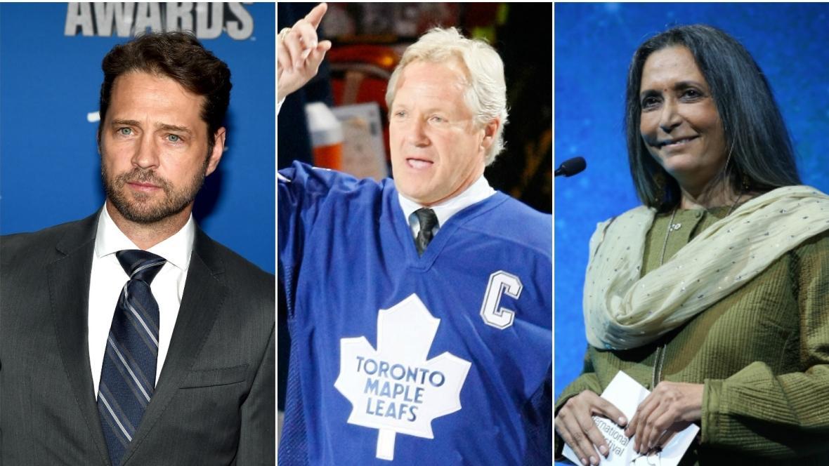 Canada's Walk of Fame adds Jason Priestley, Darryl Sittler
