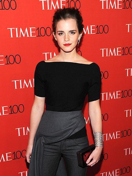 'Can't Wait': Emma Watson Tweets Her Approval of 'Black Herm