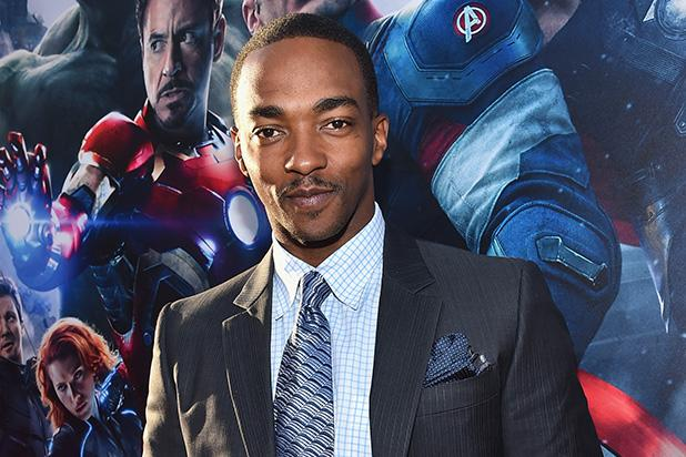 Captain America '  Star Anthony Mackie Talks Weight Gain to Play Mlk Jr. in    All the Way