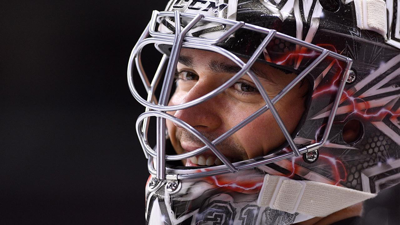 Carey Price to start Team Canada's first pre-tournament game