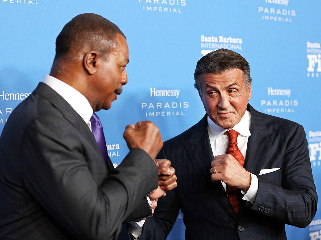 Carl Weathers Explains How Sylvester Stallone's 'Maturation'