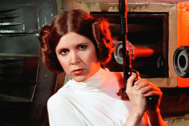Carrie Fisher Fans Lobby Disney to Make Leia an Official Disney Princess