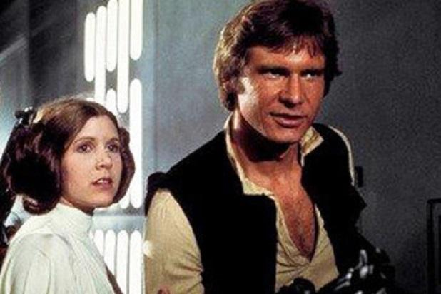 Carrie Fisher Recalls        Intense      '  Affair With Harrison Ford During        Star Wars      '  Shoot