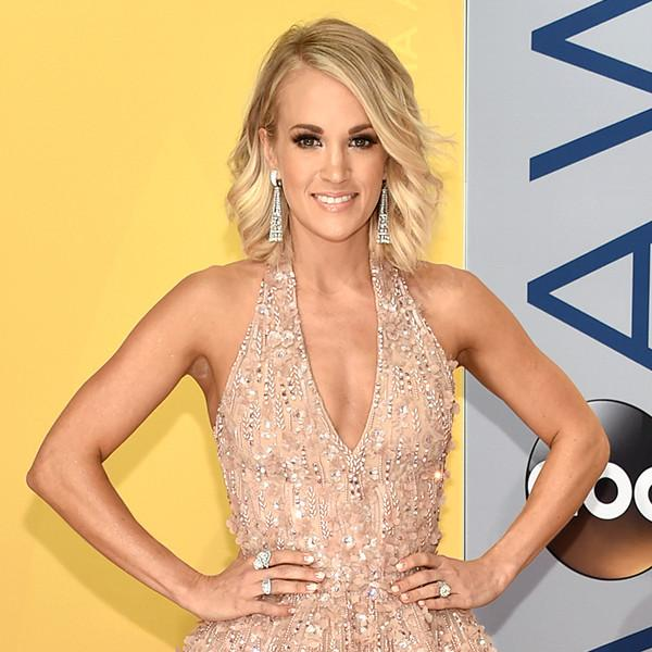 Carrie Underwood Makes 12 Perfect Wardrobe Changes at the 2016 Cma Awards