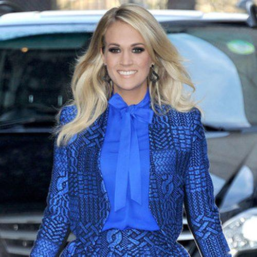 Carrie Underwood Talks About Baby Son Isaiah's First Christm