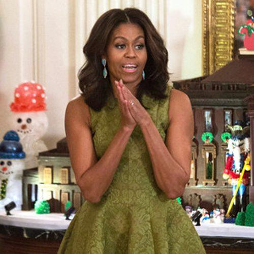 Celebrate Michelle Obama's Style as She Heads Into Last Year