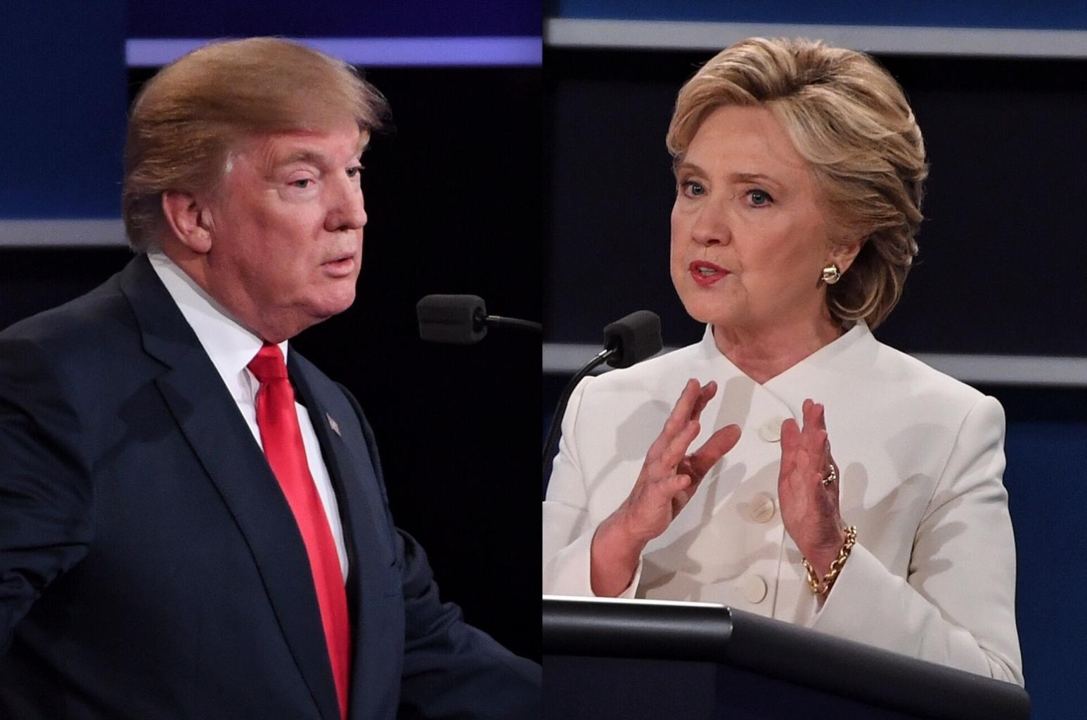 Celebs Take To Twitter To Respond To Final Presidential Debate, Mock Trump       's        Hombres       ',        Nasty Woman      '  Remarks