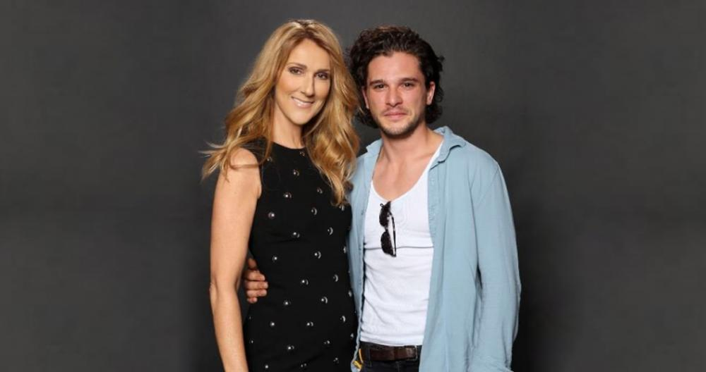 Celine Dion And Kit Harington Get Together In Montreal!