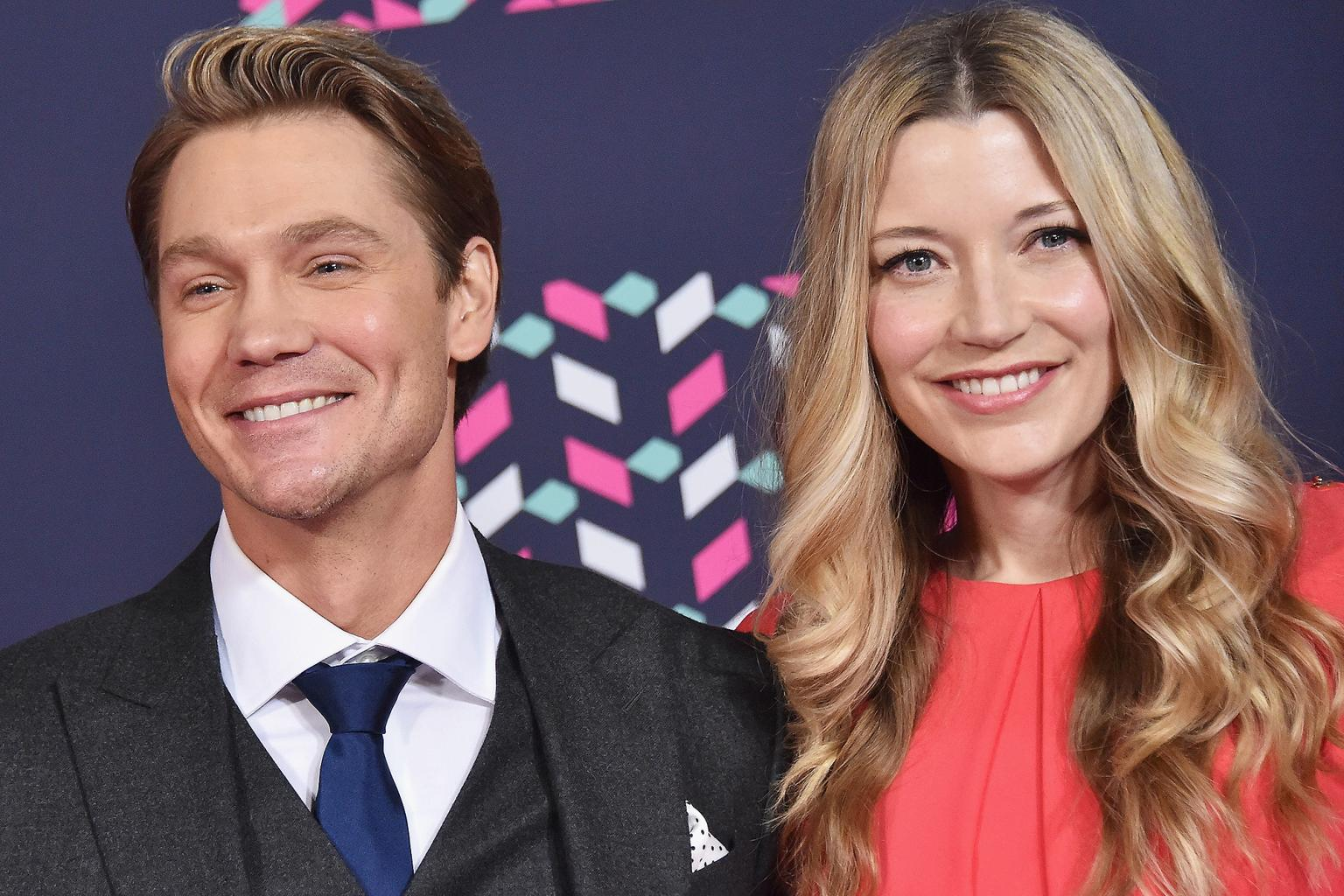 Chad Michael Murray and Sarah Roemer Are Expecting a Daughter