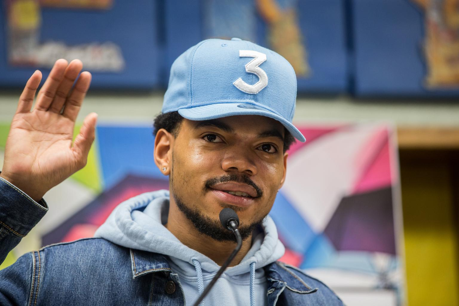 Chance The Rapper Donates $1 Million To Chicago  's Public School System, Students Respond With Open Letter