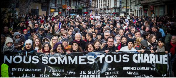 Charlie Hebdo, Donald Trump, Brian Williams, Amy Pascal, Pat