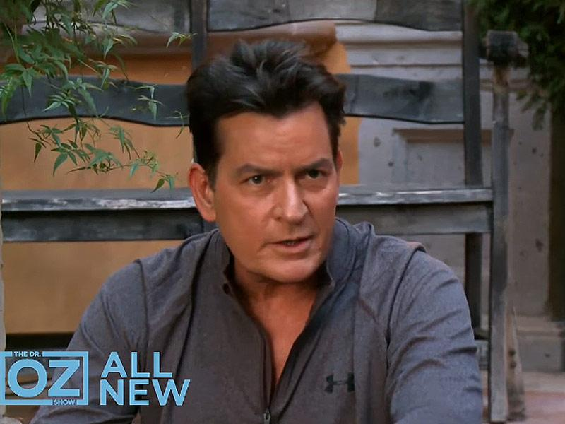 Charlie Sheen Calls Doctor Who Claimed to Cure Him of HIV 'D