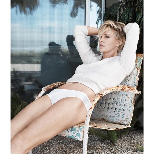 Charlize Theron Says She Didn't 'Ghost' Sean Penn: 'We Were