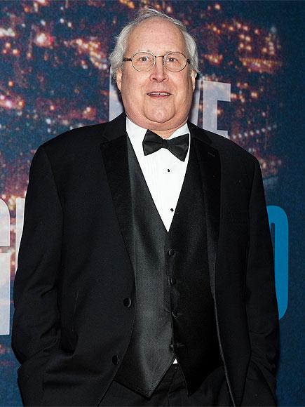 Chevy Chase Checks into Rehab for Alcohol-Related