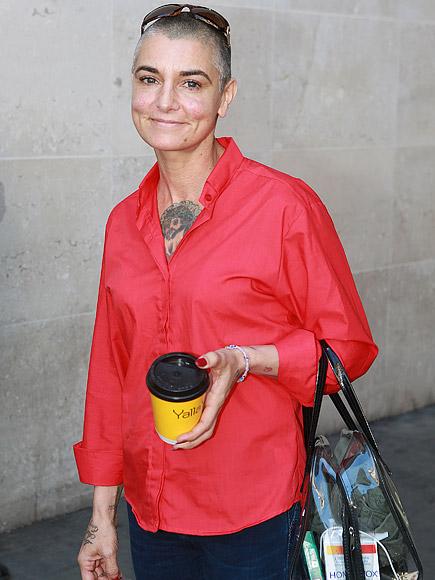 Chicago Police on Lookout For Sinead O'Connor After Singer Threatens Suicide