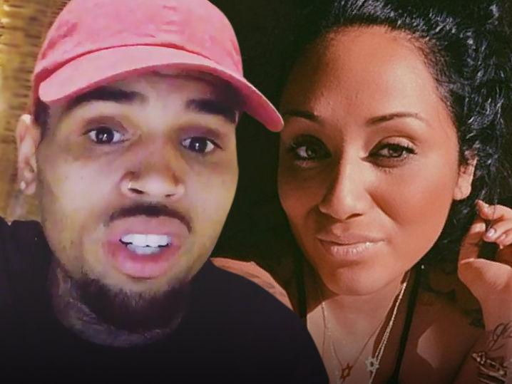 Chis Brown -- Destroys Baby Mama in Custody Court