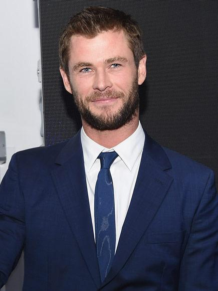 Chris Hemsworth on His Decision to Move His Family Back to A