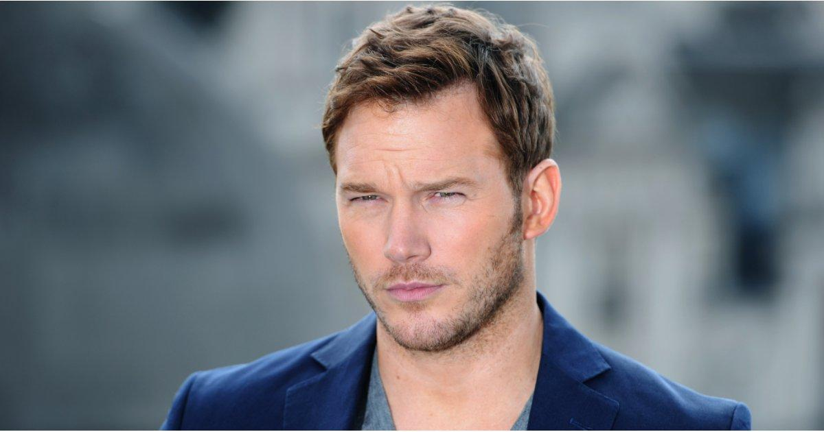 Chris Pratt Has the Perfect Response to Being Named InStyle's Man of Style