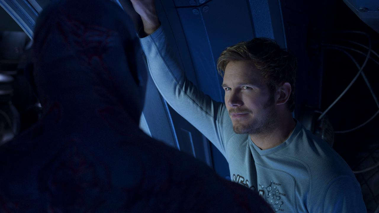 Chris Pratt Is Very Excited to Be Filming 'Guardians of the Galaxy Vol. 2' -- See the Pics!