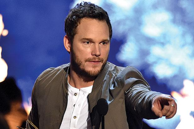 Chris Pratt Thanks 29 Male and Female Action Stars in MTV Mo