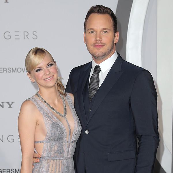 Chris Pratt Upgrades Anna Faris' Wedding Ring: