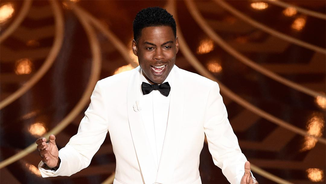 Chris Rock Calls Oscars    the White People  's Choice Awards '  i