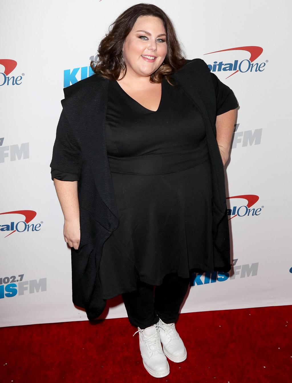 Chrissy Metz on Her 'This Is Us' Character  's Impending Weight Loss:    It Wasn  't Mandated in the Contract