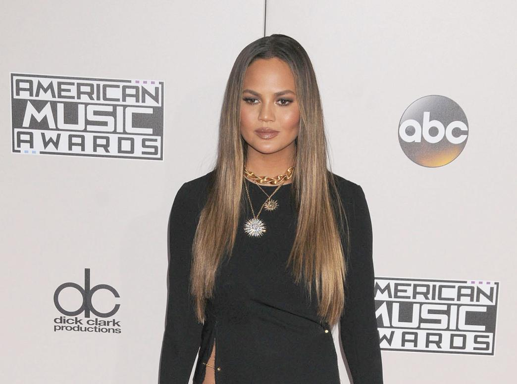 Chrissy Teigen Tells Donald Trump Celebs 'Are People Too' After He Slams A-List Liberals