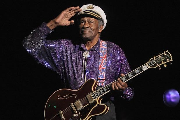 Chuck Berry  's Final Album to Be Released This Week