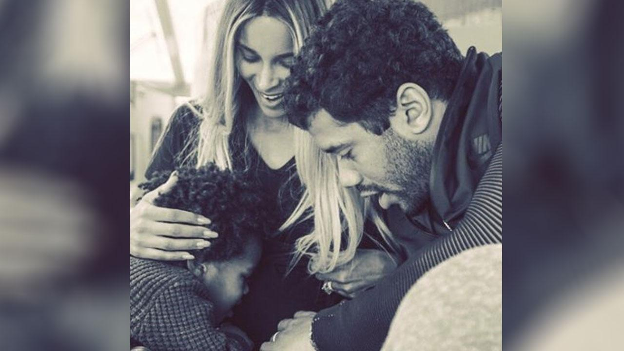 Ciara Shares 'Sweet Message' From Husband Russell Wilson and Son Future in Support of Women's Marches