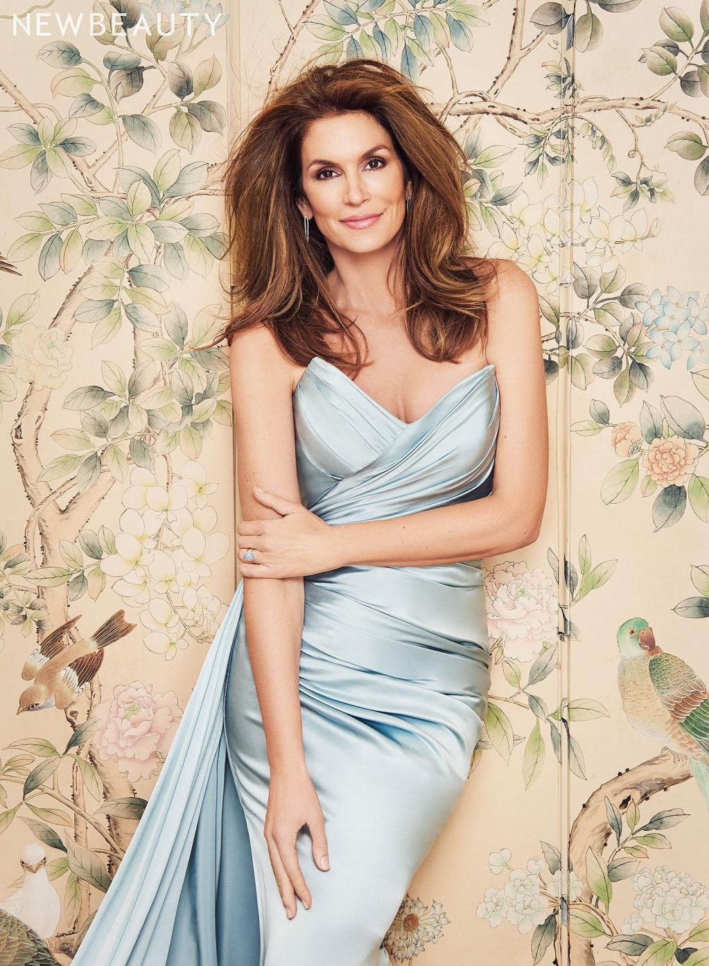 Cindy Crawford Knows She       's 50, Everyone:       'I Don       't Need Everyone Pointing Out I Don       't Look the Same Way I Did When I Was 20