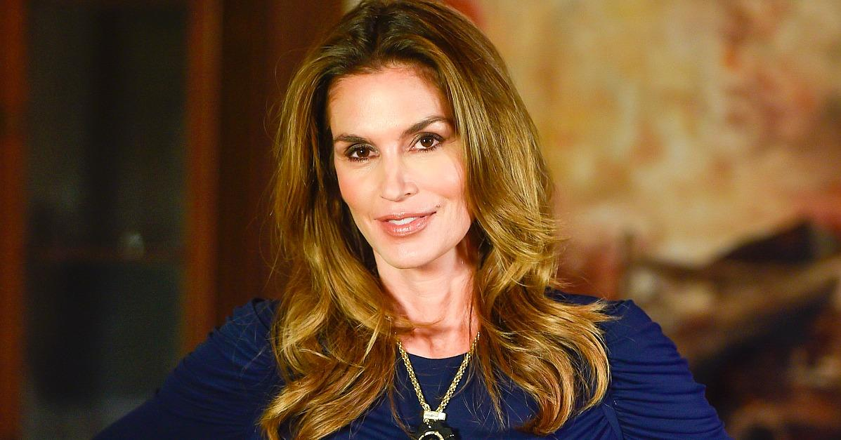 Cindy Crawford May Have Just Announced Her Retirement From M