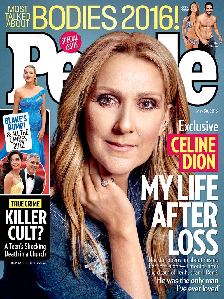 C line Dion Opens Up about Her Heartbreak over Death of Husband Ren': 'I Lost the Love of My Life'