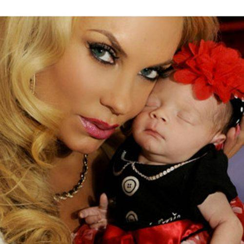 Coco & Ice-T's Baby Daughter Chanel Looks So Fancy in Her Pe
